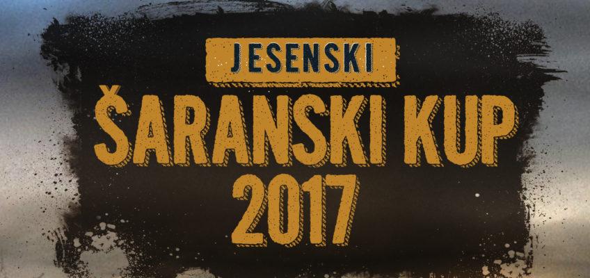 Jesenski šaranski kup 2017