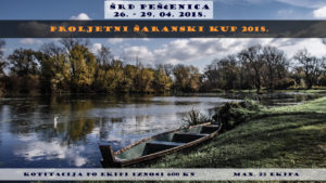Proljetni šaranski kup 2018