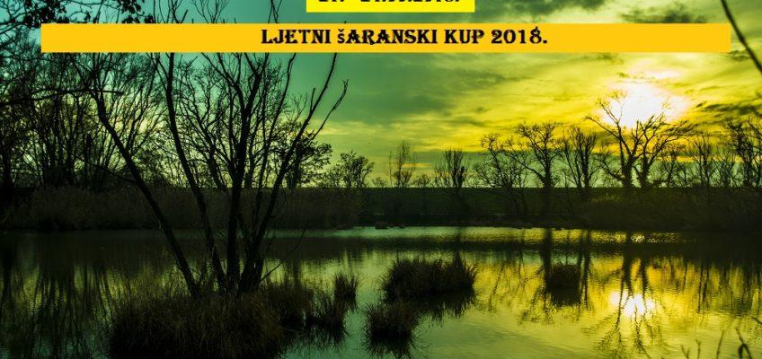 Ljetni šaranski kup 2018.