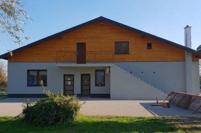 Novo uređeni ribički dom na jezerima Savica