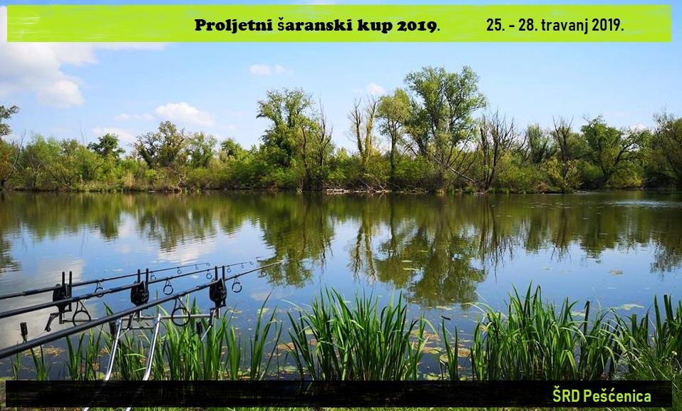 proljetni šaranski kup 2019